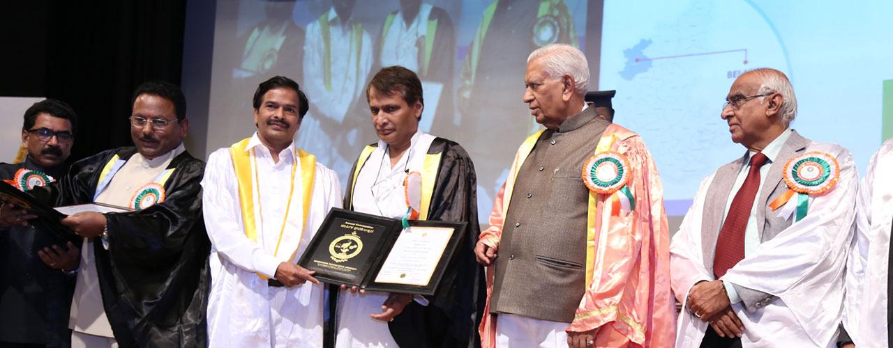 Honouring Prof. Sajjan