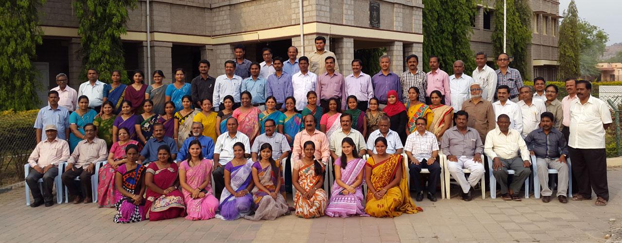 College Staff